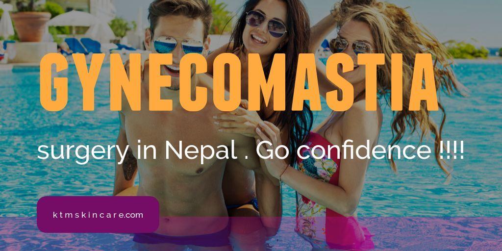 {gynecomastia} Surgery In Nepal